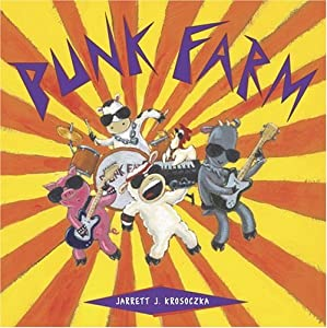 "Cover of ""Punk Farm"""