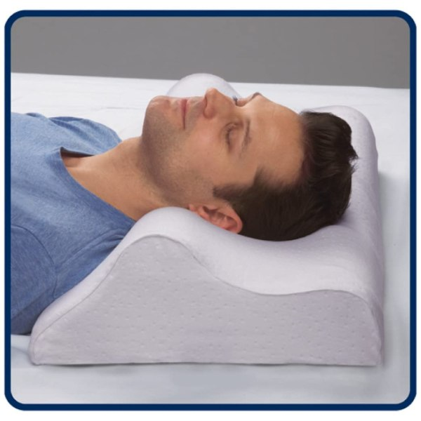 Free Life Sleep Innovations Giveaway Week 4 Win 190 Anti Snore Pillow - Ends 9 6