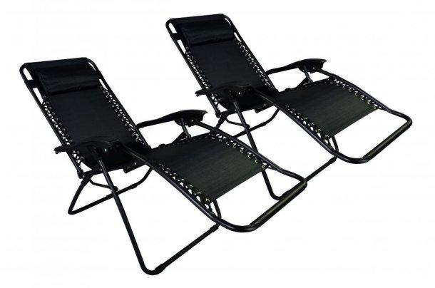 Great 4 packs of zero gravity chairs - FDW