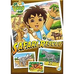 Go Diego Go! - Safari Rescue