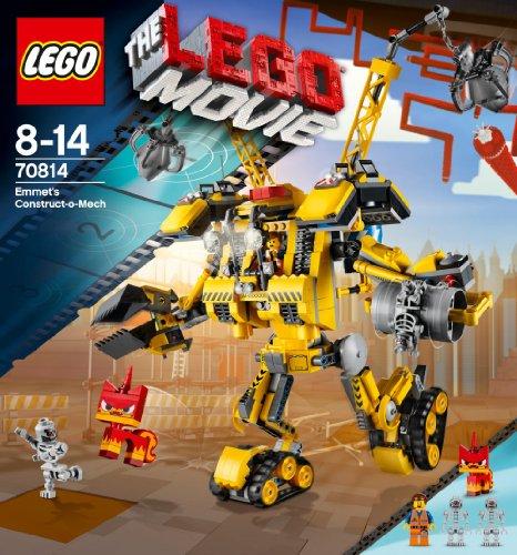 LEGO LEGO Movie  70814 Master Builder Emmet