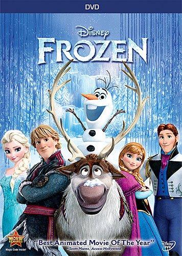 Frozen DVD Best Price