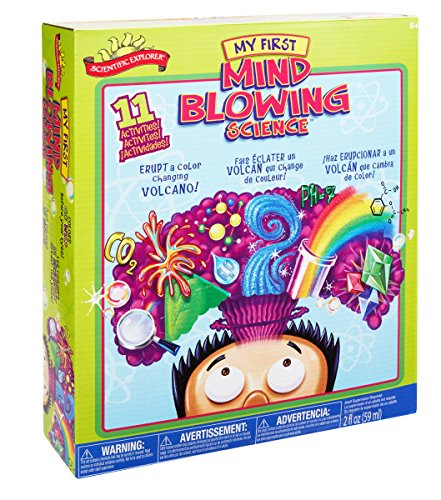 Scientific Explorer My First Mind Blowing Science Kits for kids