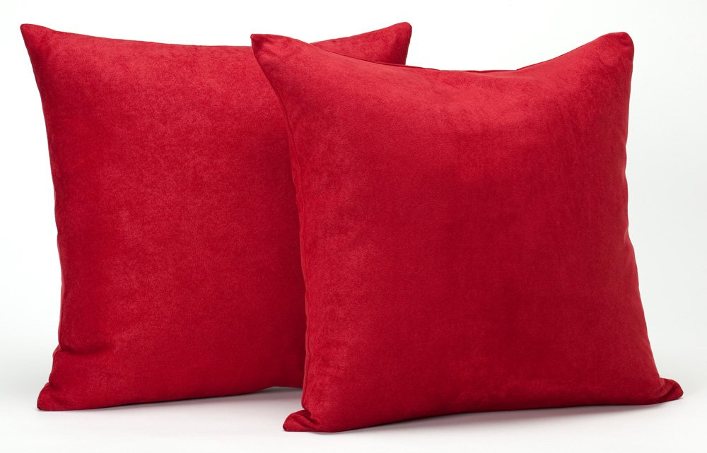 Pillows Red