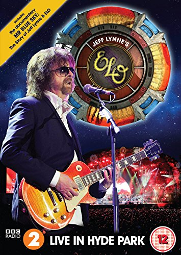 JEFF LYNNE'S ELO Live At Hyde Park - DVD