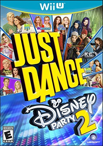 Just Dance Disney Party 2 - Wii U Standard Edition by Ubisoft