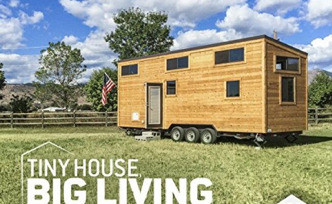 Watch Tiny House Big Living Season 3 Episode 12 Tiny Bus