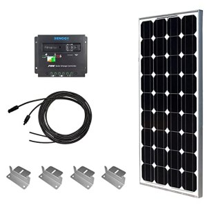 Cheap and best 100w complete solar power kit from renogy solar shoppe wiring diagram included renogy solar panel starter kit 100w monocrystalline asfbconference2016 Images