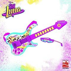 Soy-Luna-Guitarra-Elctrica-con-micrfono-y-conexin-MP3