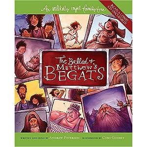 Matthew's begats