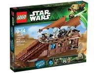 Amazon.com: LEGO Star Wars Jabbas Sail Barge 75020: Toys ...