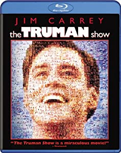 "Cover of ""The Truman Show [Blu-ray]"""