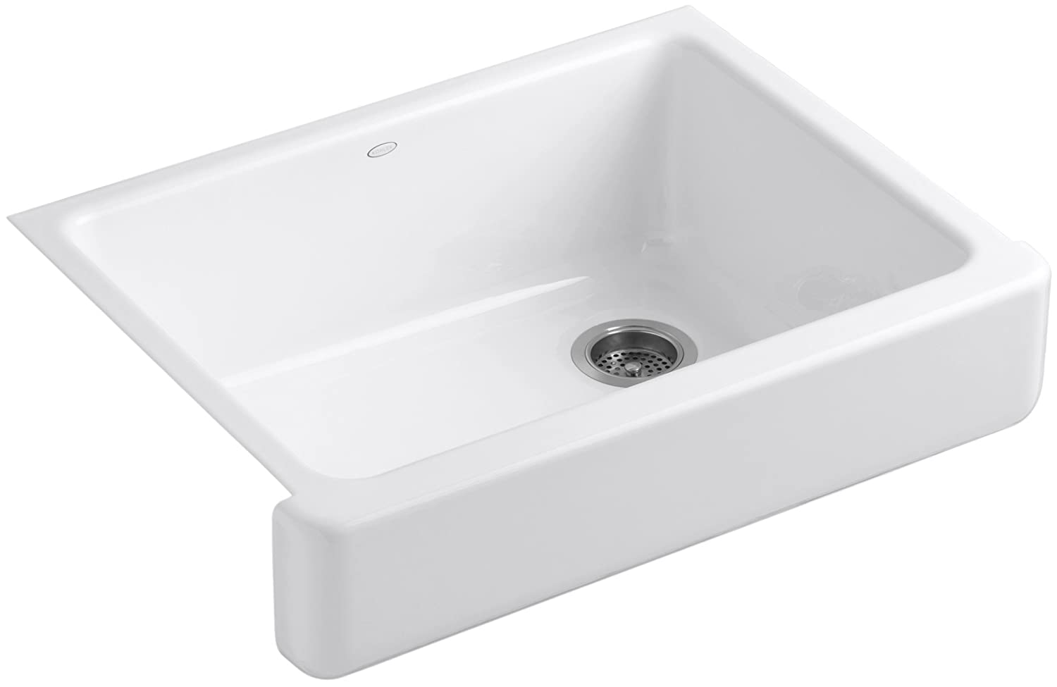 kohler cast iron kitchen sink cheap unfinished cabinets farmhouse sinks 30 inch
