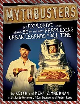 "Cover of ""MythBusters: The Explosive Trut..."