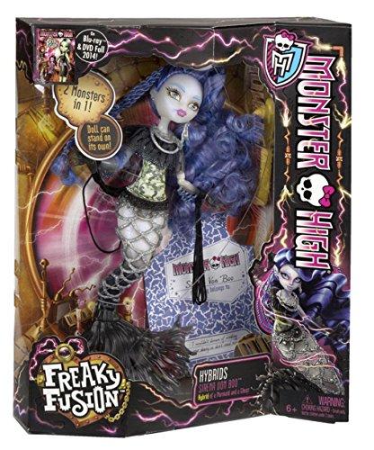 Monster High CKN95  Sirena Von Boo Bambola Ibrida