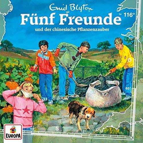 Fünf Freunde (116) Fünf Freunde und der Chinesische Pflanzenzauber - Europa 2016