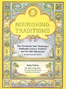 "Cover of ""Nourishing Traditions:  The Coo..."