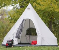 Top Offers Guide Gear Single Wigwam Tent