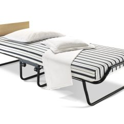 Fold Away Single Chair Bed Leather And Stool Uk Jay Be Venus Folding Guest Up Spare