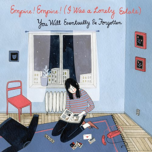 Empire Empire (I Was A Lonely Estate)-You Will Eventually Be Forgotten-CD-FLAC-2014-FORSAKEN Download