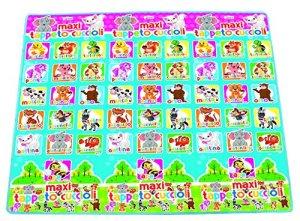 Tappeto-giochi-Bambini-200-x-155-cm-Nuova-Versione-Tappetone-Maxi-Cuccioli-Novit-2017