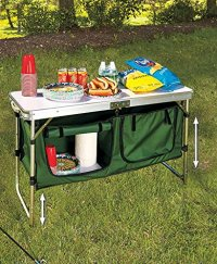 Portable Camping Kitchen Table | Outdoor Store