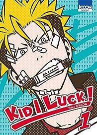 Kid I Luck !, tome 1 par Osada