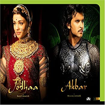"Cover of ""Jodhaa Akbar"""