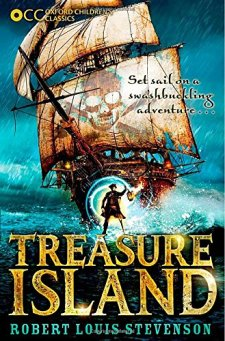 Treasure Island (Oxford Children's Classics) by Robert Louis Stevenson| wearewordnerds.com