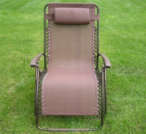 Outdoor Double Chaise Buy Cheap Extra Wide Brown Zero