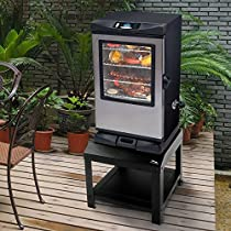 description get more from your 30u201d masterbuilt electric digital smoker with the masterbuilt 30u201d smoker stand this convenient stands holds your high
