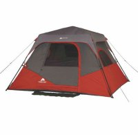 Ozark Trail 6 Person Instant Tent Camping Outdoor Family