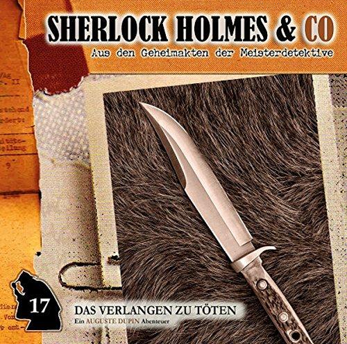 Sherlock Holmes & Co. (17) Das Verlangen zu töten - Romantruhe Audio 2015