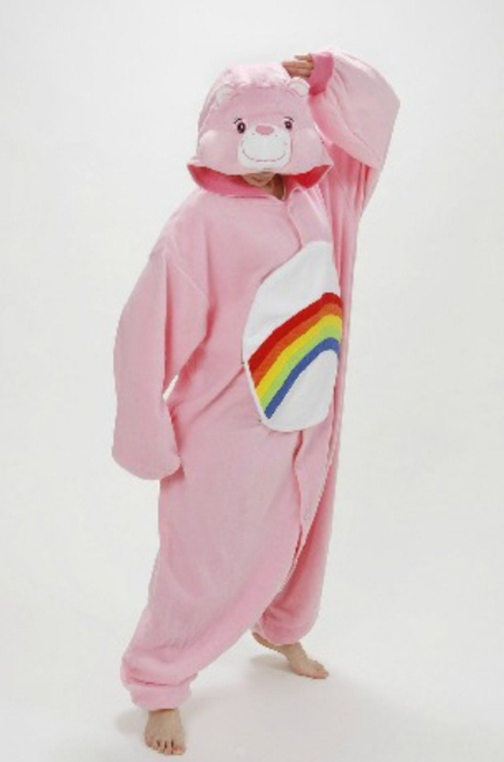 Cheer Bear Care Bears Costume Kigu