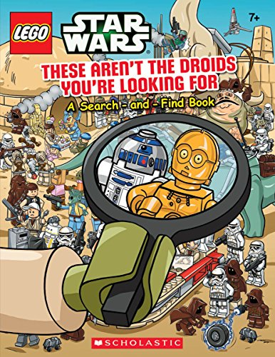 LEGO Star Wars: These Aren't the Droids You're Looking For - Star Wars