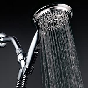 handheld shower head reviews