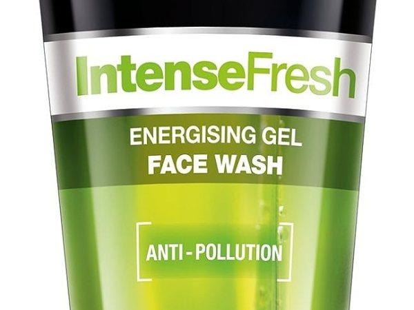 Garnier Men Intense Fresh Face Wash, 100g