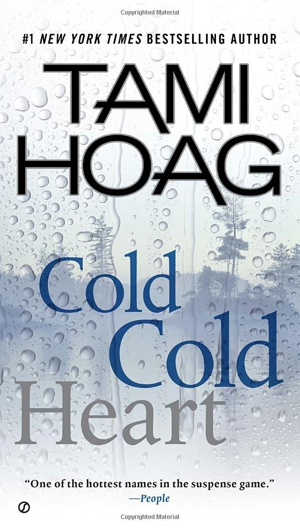 Tami Hoag - Cold Cold Heart epub book