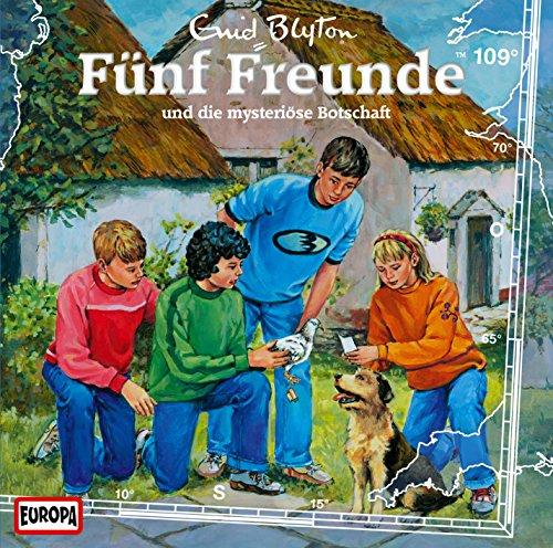Fünf Freunde (109) und die mysteriöse Botschaft (Europa)