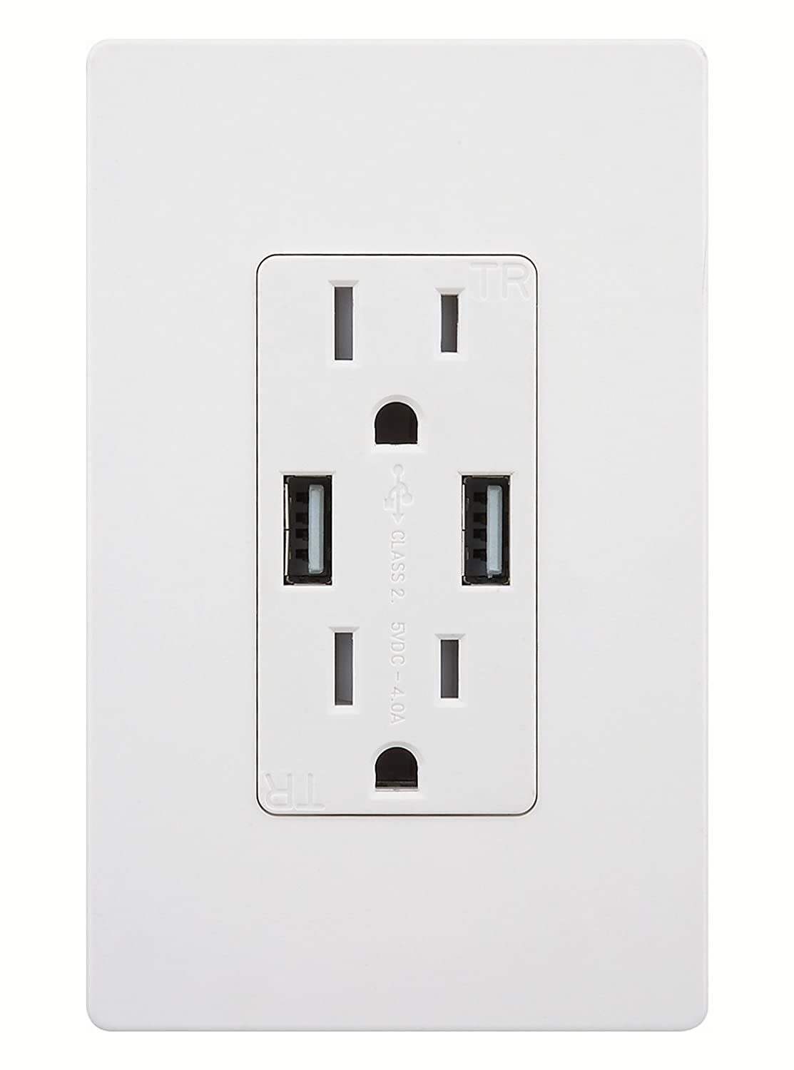 Usb Wall Outlet Price Two Outlets On Sale On Amazon Bgr
