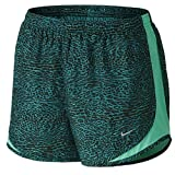 Nike Women's Venom Tempo Running Shorts, Radiant Emerald, XL