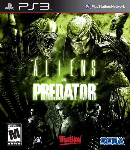 Aliens vs Predator(輸入版:北米・アジア)