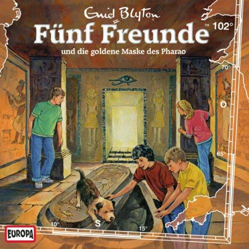 Fünf Freunde (102) und die goldene Maske des Pharao (Europa)