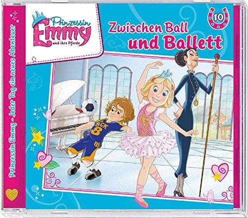Prinzessin Emmy (10) Zwischen Ball und Ballet - Kiddinx 2016