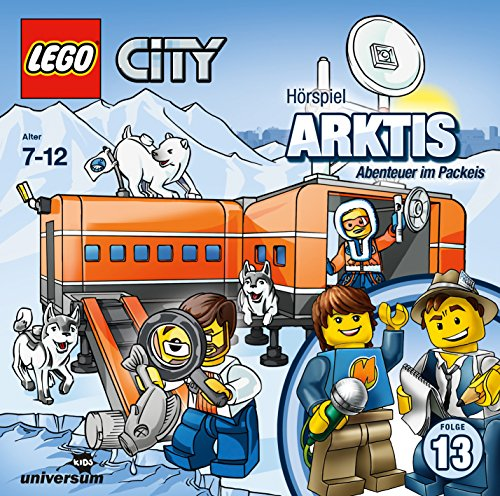 Lego City (13) Arktis (Universum)