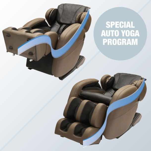 kahuna massage chair yoga