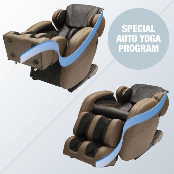 kahuna massage chair yoga