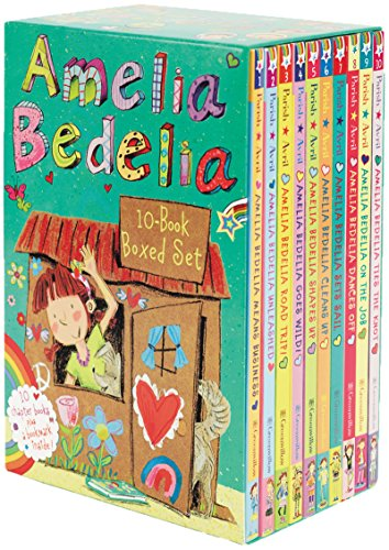 Image result for amelia bedelia 10 book box set
