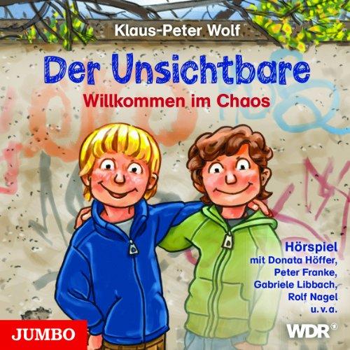 Der Unsichtbare - Willkommen im Chaos (Jumbo)