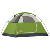 Coleman Sundome 2-Person Tent, Free Shipping, New ...